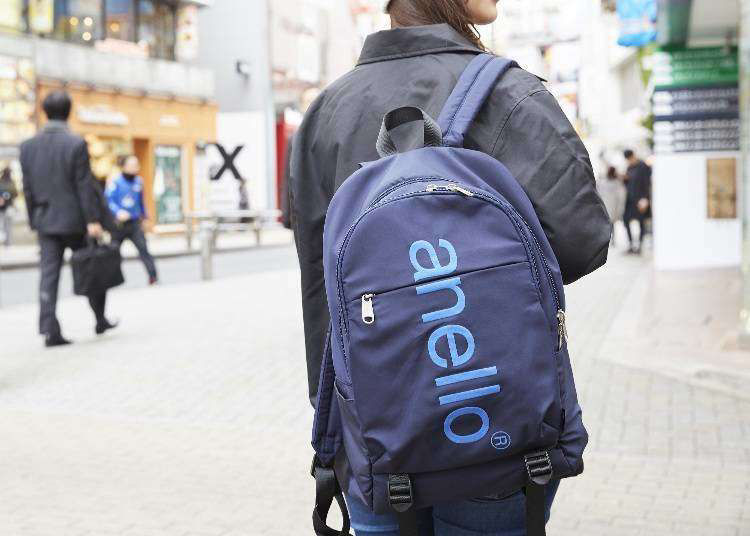 These 5 Anello Backpacks are Tokyo's Latest Must-Have Accessory!