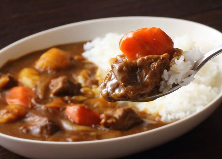 【印度篇】 日本的咖哩飯一點都不咖哩!