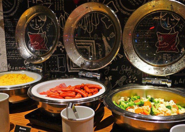 新宿的優雅早晨 1300日圓就能享用媲美飯店的早餐自助吧「CAFÉ RENDEZVOUS」