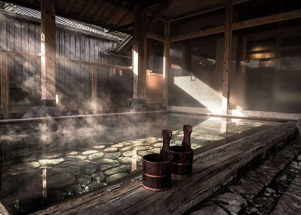 일본온천여행, 온천입욕을 위한 상식 바르게 알기!