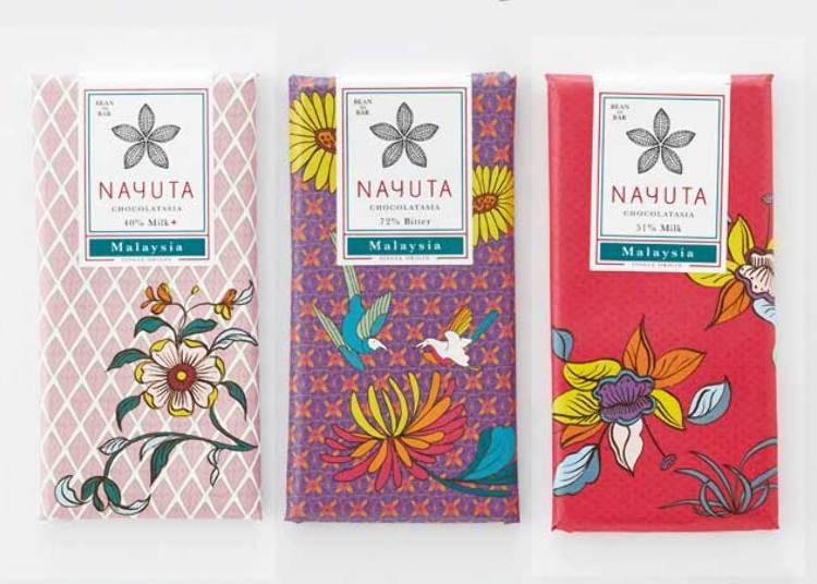・日本人好みを追求した珍しいチョコレート/ナユタ チョコラタジア