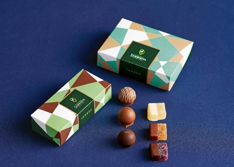 ・フルーツとチョコレートの甘酸っぱい出会い/日本橋 千疋屋総本店