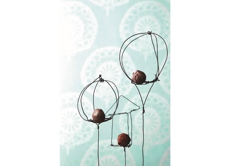 ・チョコレート王国からやってきた、こだわりショコラ/ミナ・ハンドメイドチョコレート