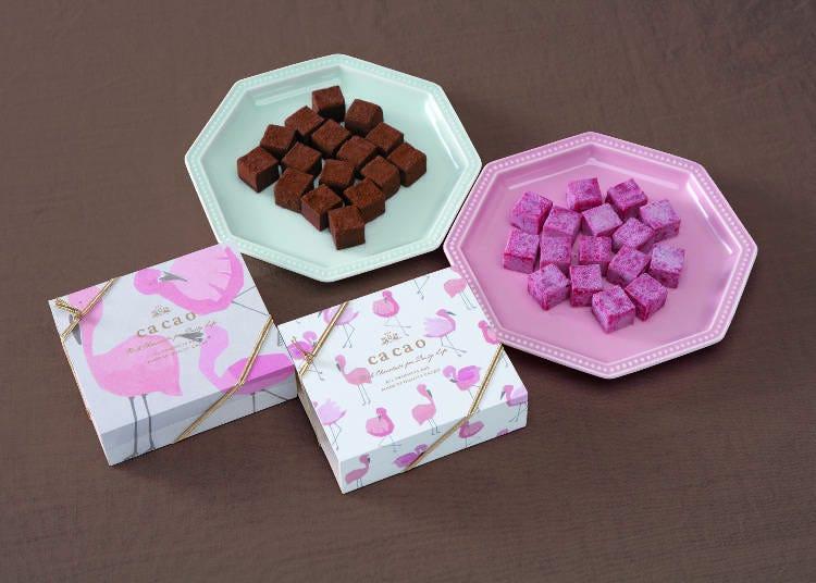 ・鎌倉発の生チョコ専門店が手がける極上の一粒/ca ca o