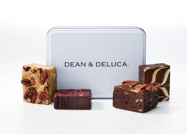 ・カカオマスの豊かな香りが楽しめる濃厚ブラウニー/DEAN & DELUCA