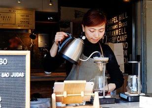 東京午後文青必走行程「蔵前」職人咖啡與雜貨文具的文藝小巡禮