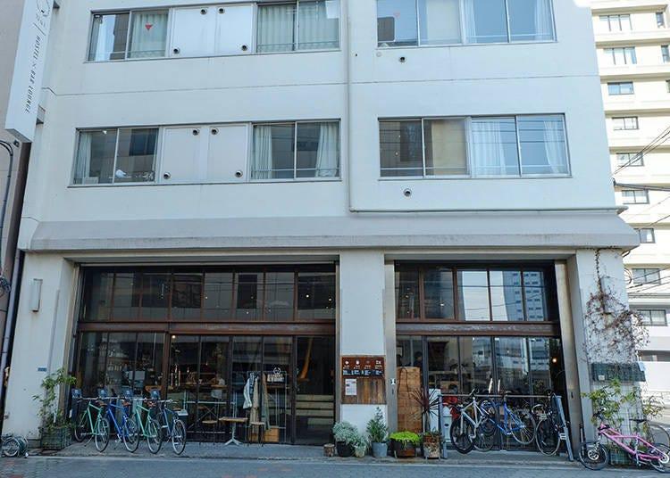 Splendid Coffee Journey: Nui. Hostel & Bar Lounge