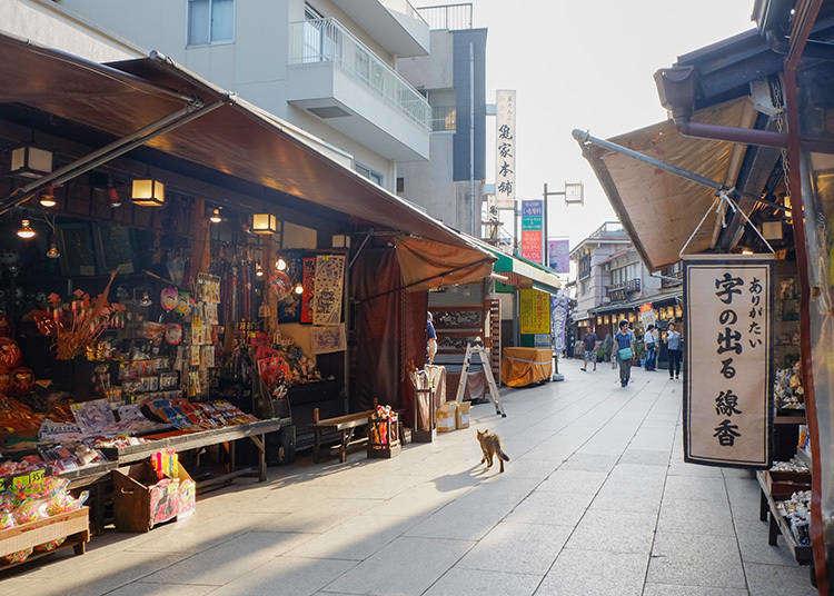 为什么大家都爱逛东京老街?让你爱上东京老街的10个理由