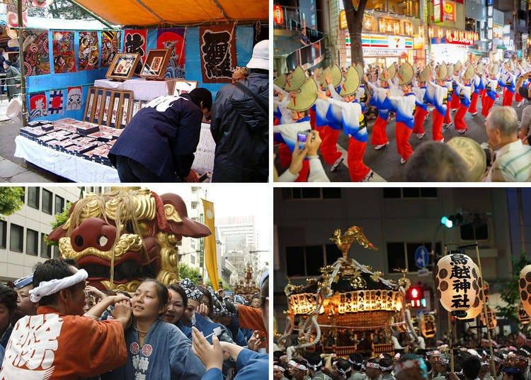 Reason No. 10 – Lively Festivals, Fun Flea Markets