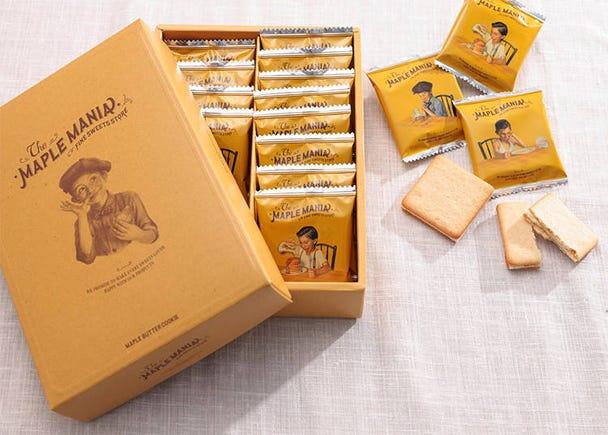 #1 Maple Cookies