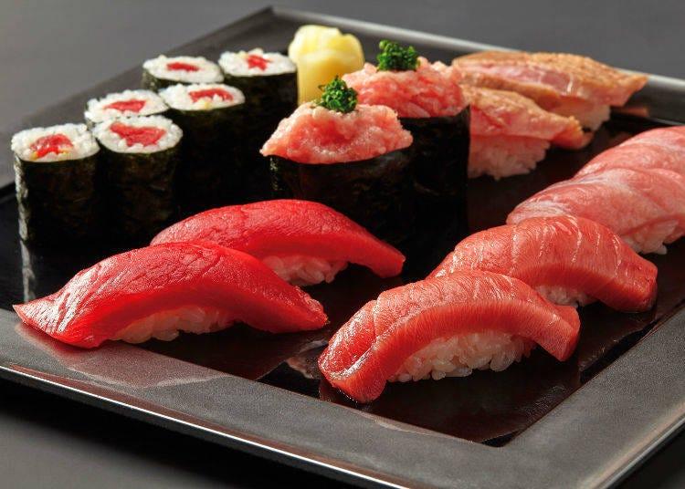#3 Sushi Bento