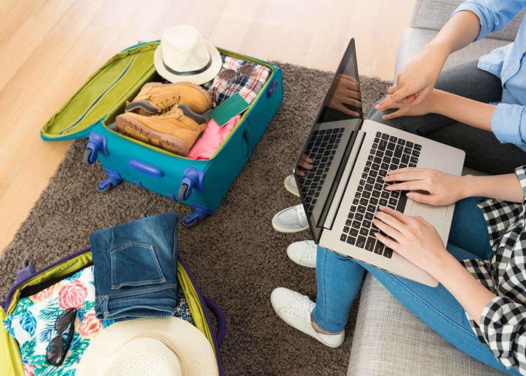 일본여행을 위한 기본적인 지식! 여행팁을 살펴본다