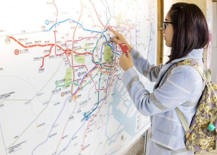 1. 일본에 가면 일본의 교통법을 따르라~