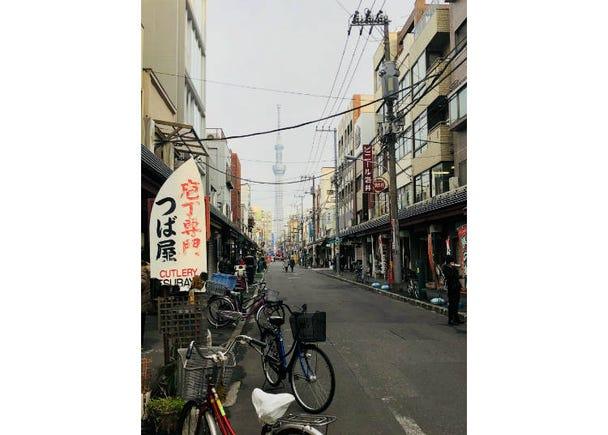 Bonus - Take a Leisurely Stroll to Asakusa