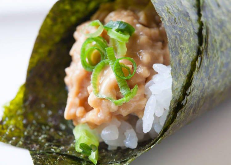 Other Types of Vegan & Vegetarian Sushi