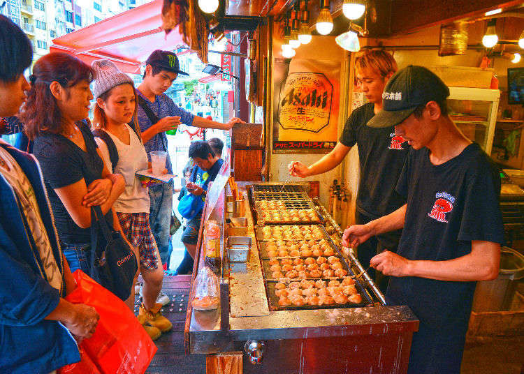 12 Japanese Street Foods You Must Try When Visiting Japan!