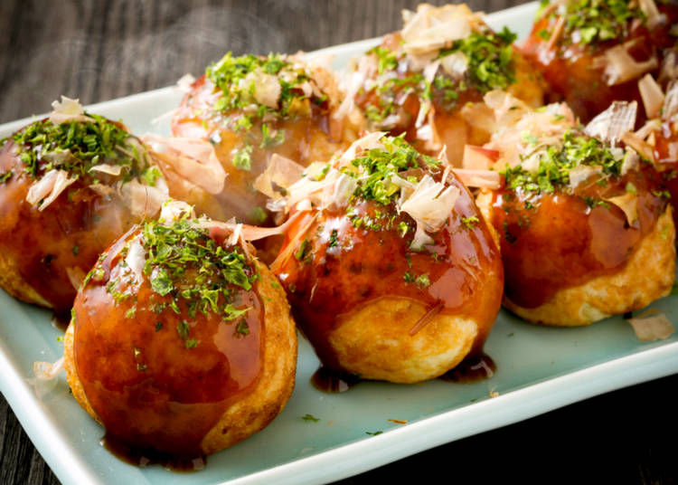 Essential Japanese Street Foods at Yatai