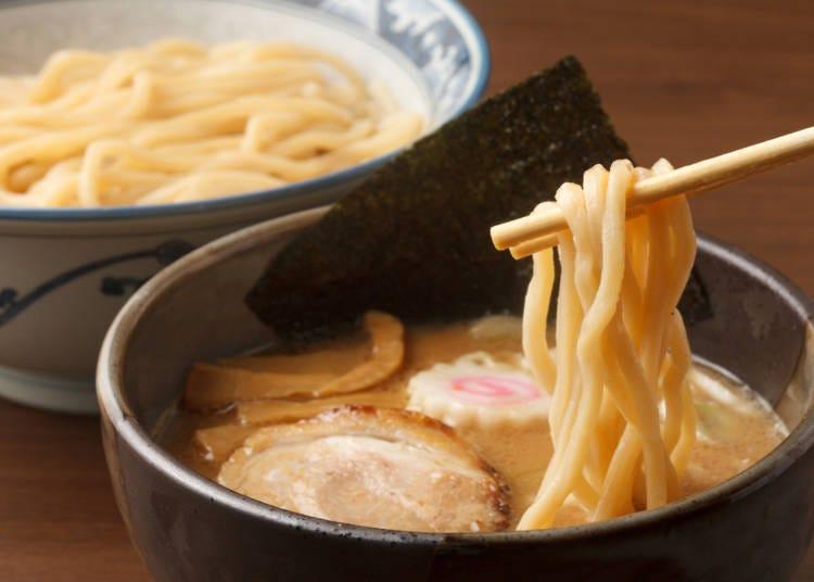 4.つけ麺