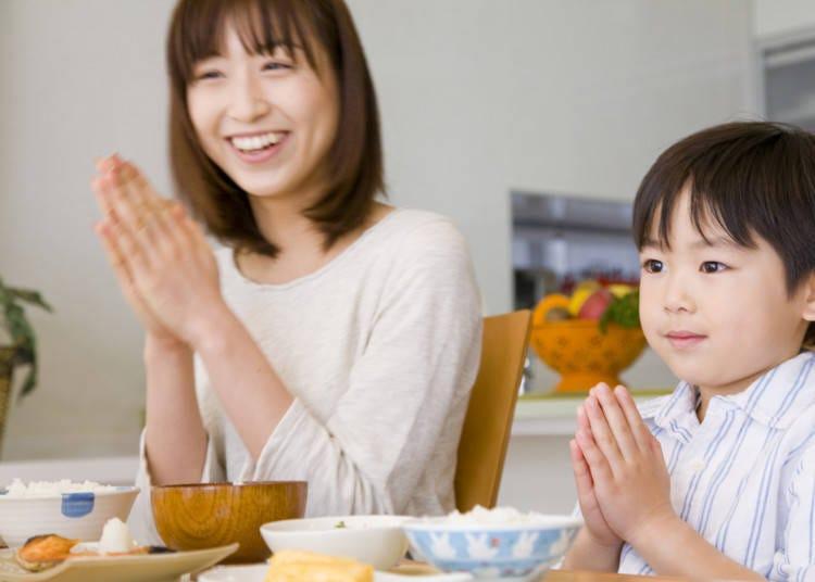 ②음식점에서 발견한 일본인들의 식사예절