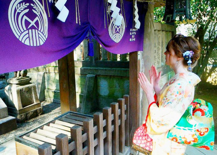 도쿄여행 - 신사에서 사람들은 과연 무엇을 하는가?
