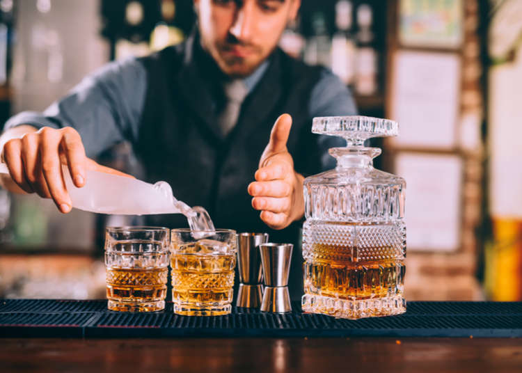 4 Must-Try Local Whiskeys In Japan!