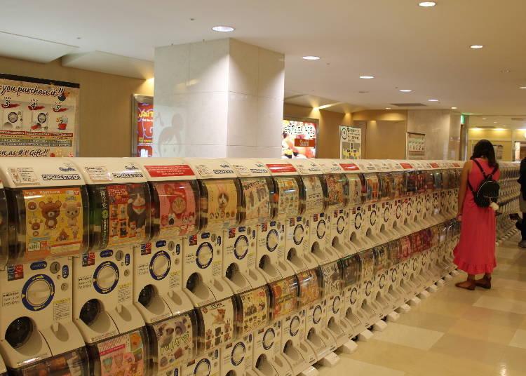 Q2 – I Still Have Japanese Yen Left. What Can I Buy?