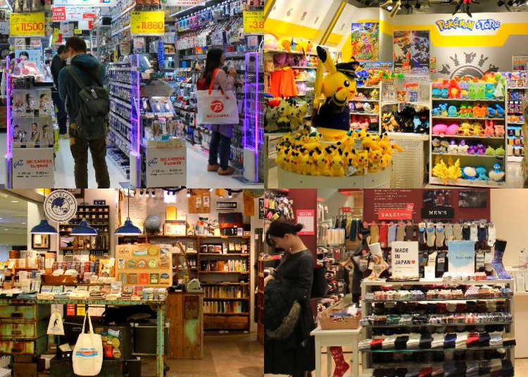 도쿄여행-나리타 공항 면세점 쇼핑 가이드. 마지막 쇼핑은 여기서 완성된다!