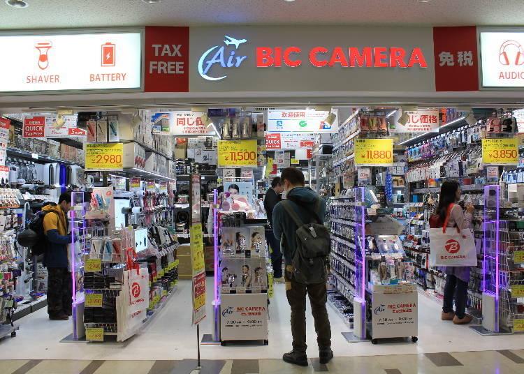 Air BIC CAMERA 成田機場第二航廈店/第二航廈 四樓