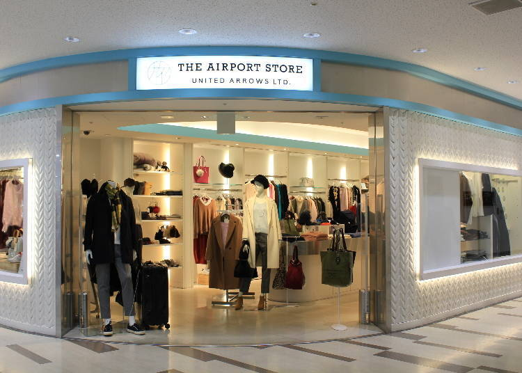 THE AIRPORT STORE UNITED ARROWS LTD./第二航廈 四樓