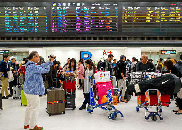 The Complete Guide to Narita Airport: All Terminals!