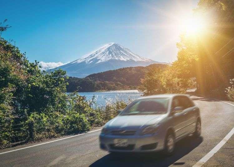 일본여행시 렌트카 예약 및 이용을 위한 팁!