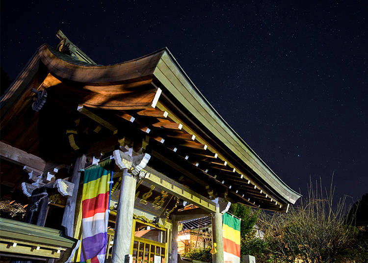 3. Shogakuji Shubukuo: A Buddhist Experience in the Middle of the Mountains (Saitama, Hanno City)