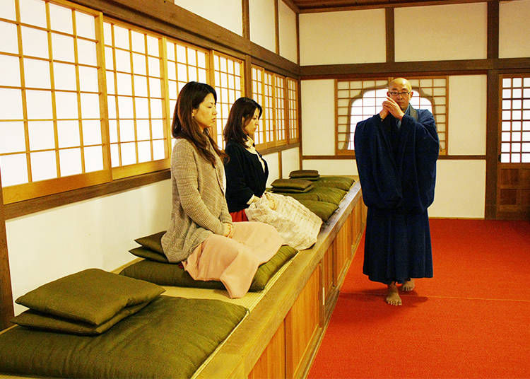 4. Taiyoji: Calm, Buddhist Temple Stay Deep in the Mountains (Chichibu City, Saitama)