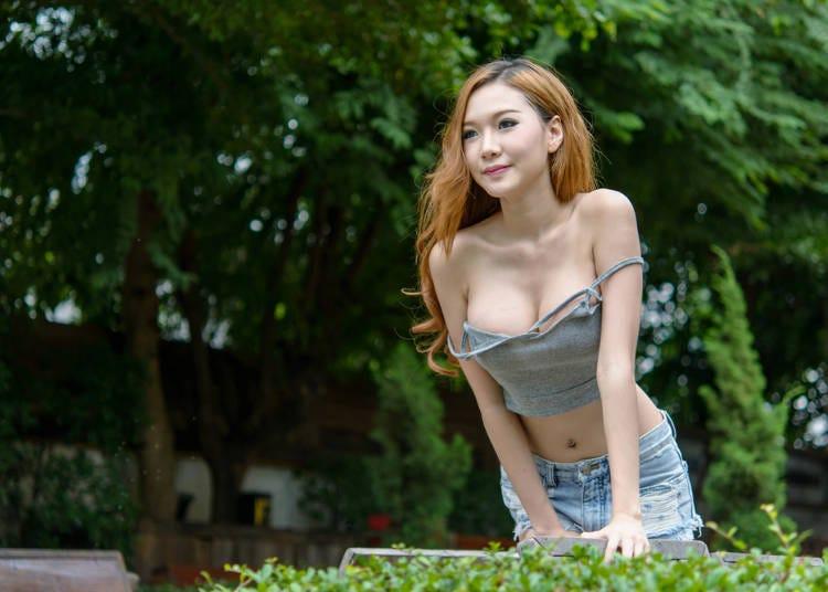 2. 韓国人のベースメイクはとにかく白肌!
