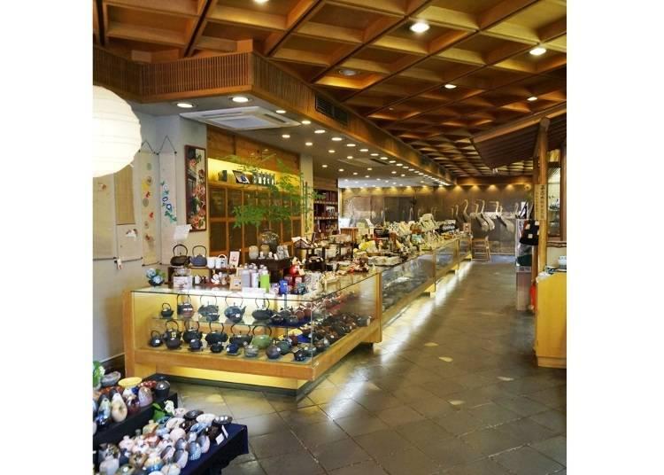 谷中銀座にある老舗の日本茶専門店!『金吉園』