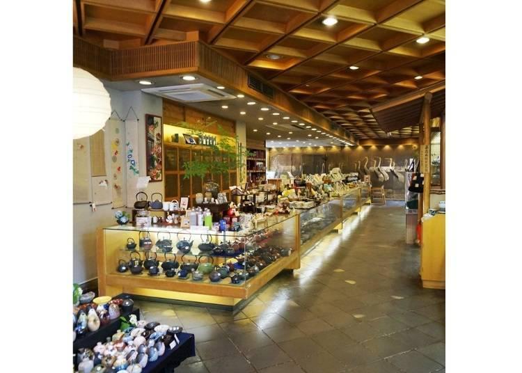 想買日本茶?就來谷中銀座裡的日本茶專賣老店!『金吉園』