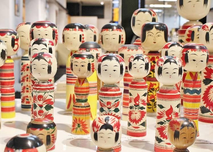日本全國傳統工藝品大集合!『傳統工藝青山館』