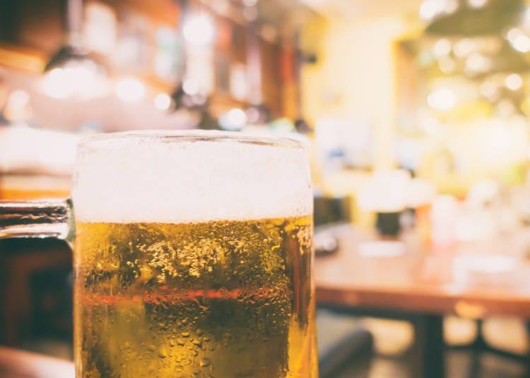 Beer Halls & Gardens