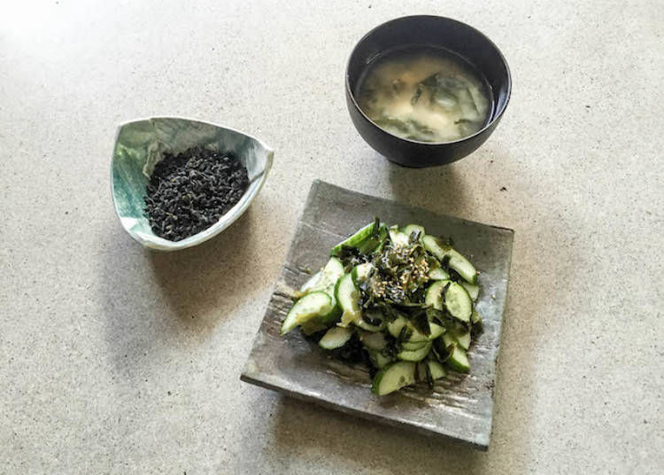 What is Wakame?