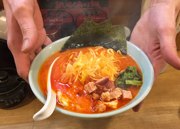 Here are the Ramen Shop's Most Popular Dishes