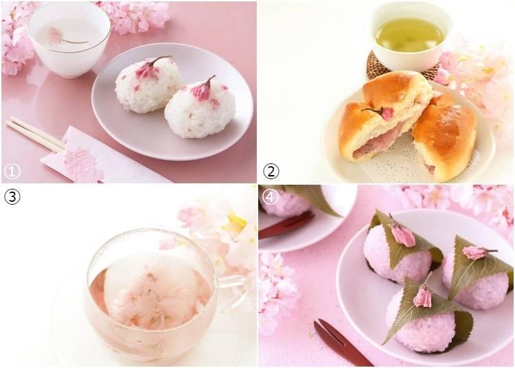 17. What do cherry blossoms taste like?