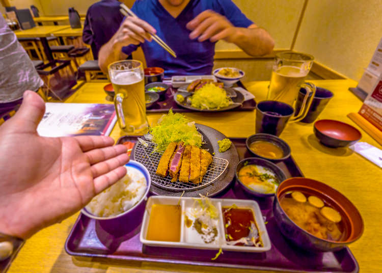 Japanese Food Fight! 8 Incredible Fried Dishes You Need To Try Right Now