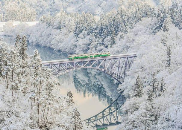 Visiting Japan in Winter