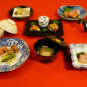 Honke Tankuma Honten — Michelin-Starred Halal Kyoto Kaiseki