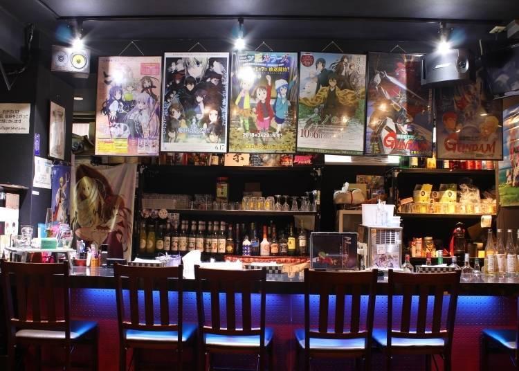 Secret Sightseeing Tip #2: New Type Shinjuku, the Perfect Bar for Otaku!