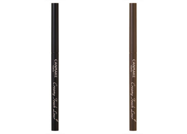 Creamy Touch Liner (2 colors available) (650 yen each, tax excluded)