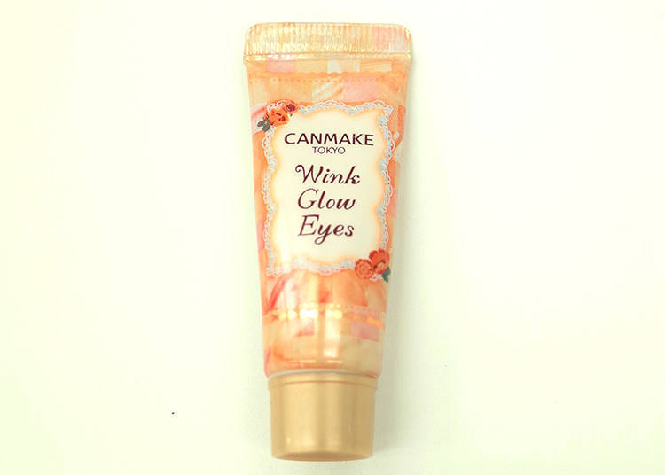 Wink Gloss Eyes 04: For eyes that glow elegantly! (500 yen, tax excluded)