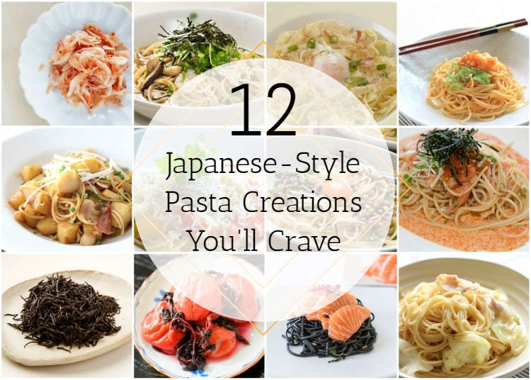 12 Quirky Japanese-Style Pasta Creations You'll Soon Crave