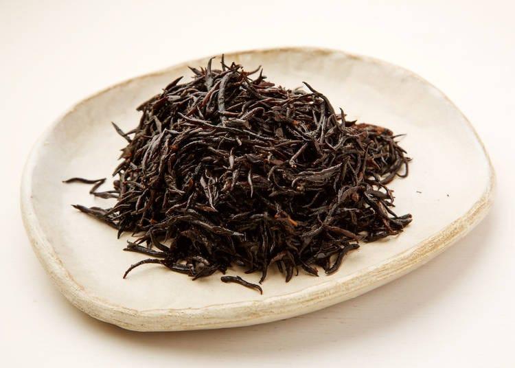 3. Hijiki Seaweed Wafu Pasta
