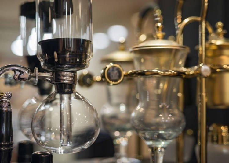 How Coffee Is Prepared in Japan